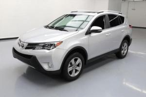 2015 Toyota RAV4 XLE AWD SUNROOF REAR CAM ALLOYS