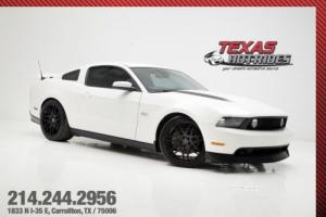 2011 Ford Mustang GT 5.0 Premium With Many Upgrades