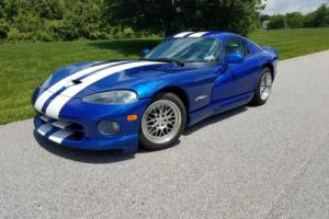 1996 Dodge Viper GTS for Sale