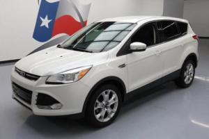 2013 Ford Escape SEL ECOBOOST HEATED LEATHER