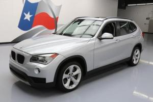 2013 BMW X1 XDRIVE35I AWD PREMIUM PANO ROOF LEATHER