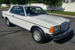 1983 Mercedes-Benz 300-Series Turbo