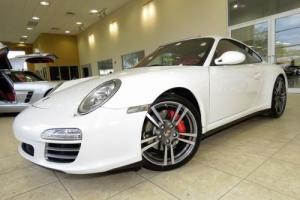 2012 Porsche 911 Carrera 4S Photo