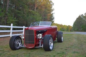 1932 Ford Roadster chevy