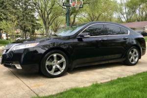 2010 Acura TL SH-AWD w/Tech Package