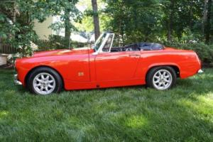 1968 Austin Healey Sprite Mark IV Photo