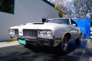 1970 Oldsmobile 442 Photo