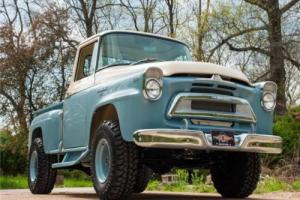 1957 International-Harvester A120 4x4 Photo