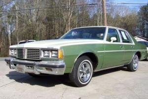 1979 Pontiac Catalina Photo