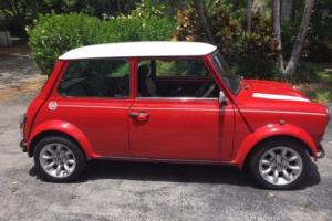 1985 Mini Classic Mini SPORTPACK Photo