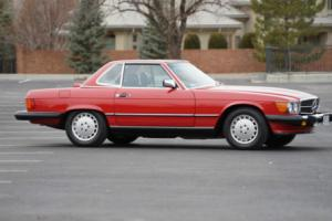 1986 Mercedes-Benz 500-Series Photo