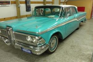 1959 Edsel Corsair Photo