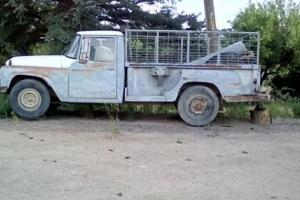 1964 International Harvester C1200 3/4 ton Photo