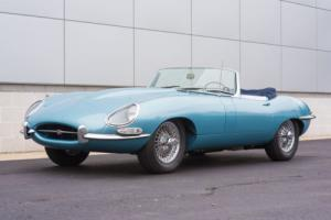 1961 Jaguar E-Type OTS