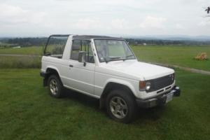 1980 Mitsubishi Pajero Turbo Photo