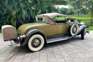 1931 Packard Super 8 Photo
