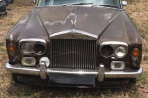 1975 Rolls-Royce Silver Shadow Photo