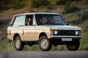 1979 Land Rover Range Rover Photo