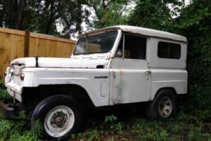 1966 Nissan Patrol Photo