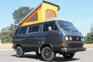 1987 Volkswagen Bus/Vanagon Westfalia Photo
