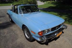 1973 Triumph Stag for Sale