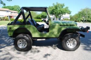 1960 Jeep CJ CJ5 WILLYS Photo