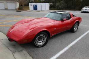 1979 Chevrolet Corvette L82 Photo