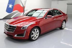 2014 Cadillac CTS 2.0T PERFORMANCE AWD SEDAN NAV