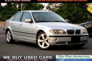 2004 BMW 3-Series 330xi AWD 4dr Sedan