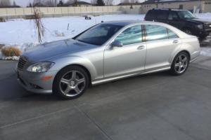 2008 Mercedes-Benz S-Class AMG W/Sports package 3