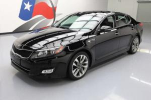 2014 Kia Optima SX TURBO PREM TECH PANO ROOF NAV