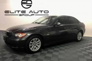 2006 BMW 3-Series 325i 4dr Sedan Sedan 4-Door Automatic 6-Speed