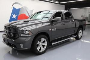2014 Dodge Ram 1500 SPORT CREW HEMI LEATHER NAV