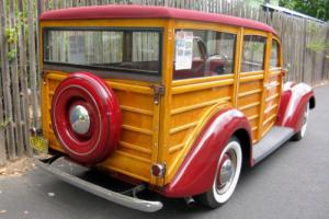 1937 Ford Wagon wagon