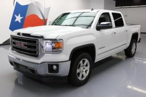 2014 GMC Sierra 1500 SIERRA SLT CREW 5.3L HTD LEATHER REAR CAM