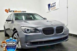 2011 BMW 7-Series 740Li 4dr Sedan