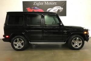 2011 Mercedes-Benz G-Class G 55 AMG One owner