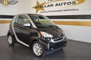 2009 Smart Fortwo 2dr Coupe Passion