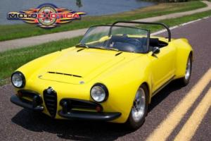 1957 Alfa Romeo Giulietta -- Photo