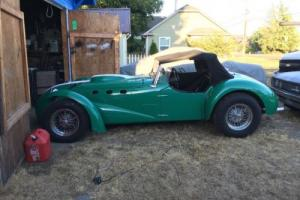 1952 Replica/Kit Makes Allard J2X