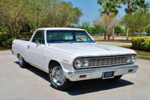 1964 Chevrolet El Camino SS Tribute Beautiful Restoration! 350 V8 PS PB