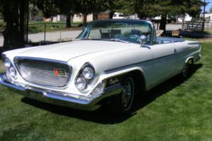 1962 Chrysler Newport CONVERTIBLE Photo
