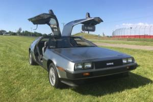1981 DeLorean DMC-12 Photo