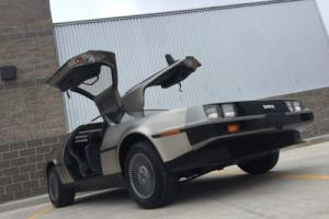 1981 DeLorean DeLorean DMC-12 Coupe DMC - 12 COUPE