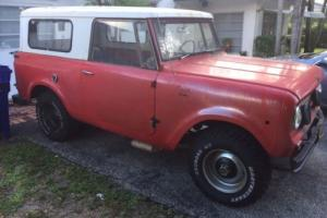 1967 International Harvester Scout Photo