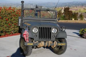 1962 Willys M38 A1 Willys