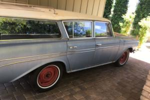 1961 AMC Cross Counrty wagon