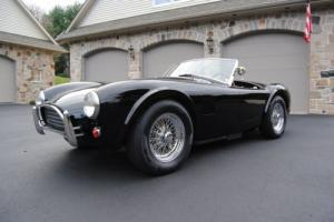 1964 Shelby Cobra ERA Slabside 289 Roadster 62,63,65 Photo