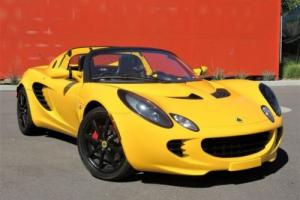 2005 Lotus Elise 2dr Convertible for Sale