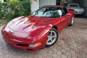 2000 Chevrolet Corvette CORVETTE COUPE